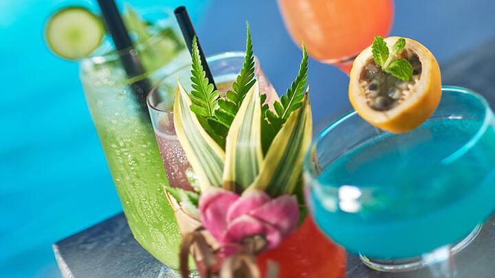 Bora bora cocktails
