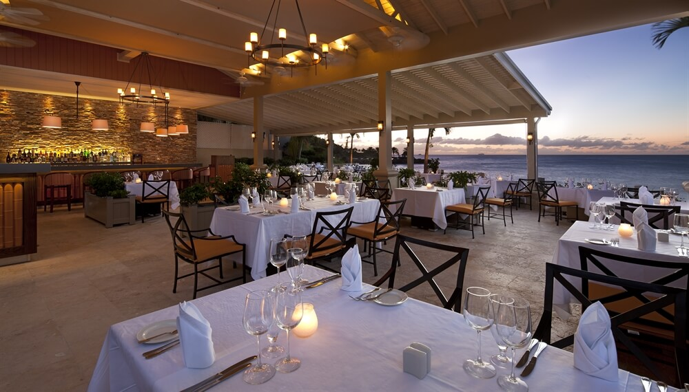 Blue Waters Cove Restaurant