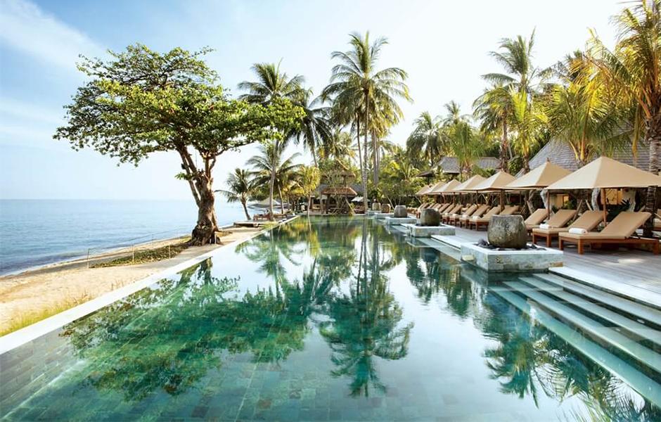 lombok qunci villas pool