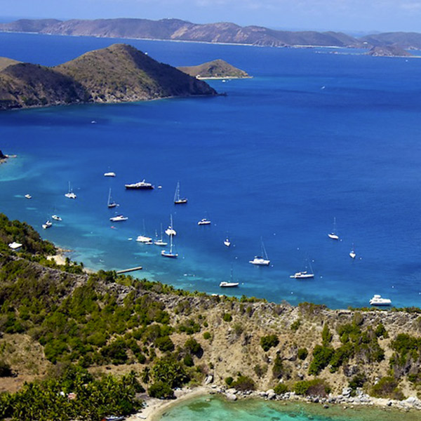 British Virgin Islands  - Places to Go