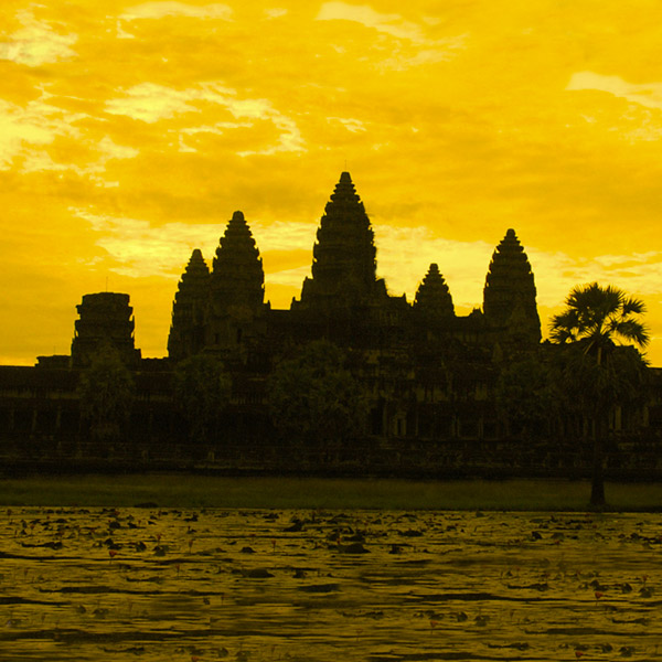 Cambodia - Places to Go
