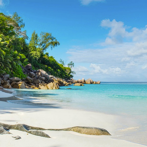 The Seychelles  - Places to Go