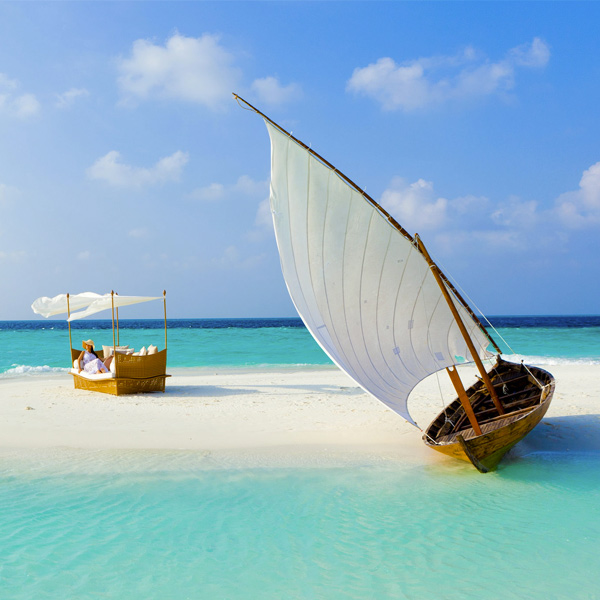 Maldives - Places to Go