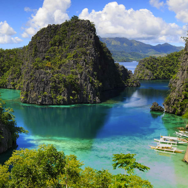 The Philippines  - Places to Go
