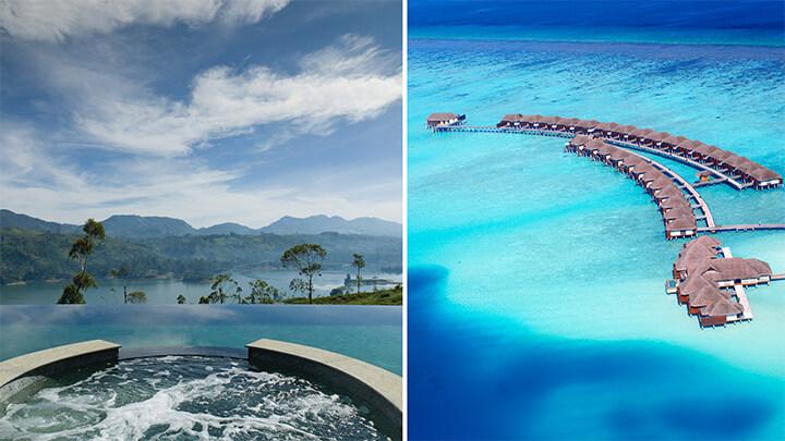Sri Lanka Maldives