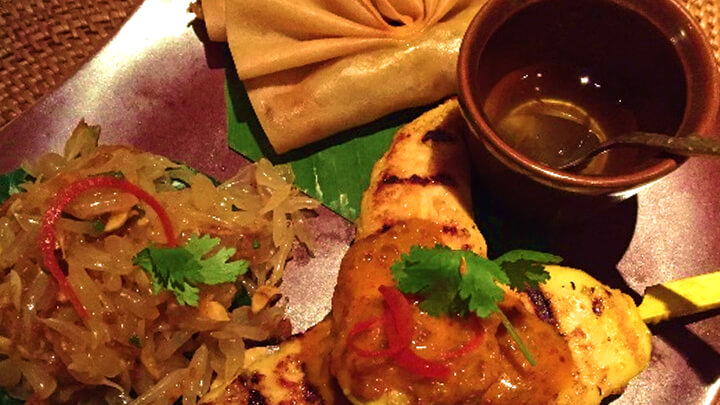 Thailand spices