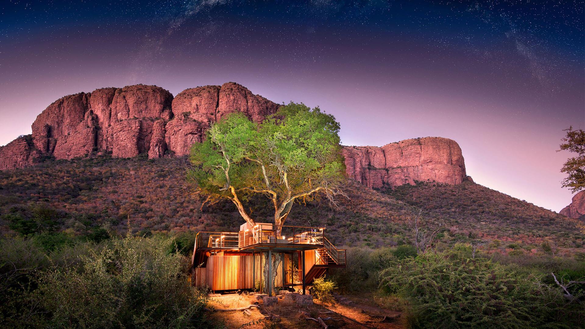 факты африка ночью фото таком случае