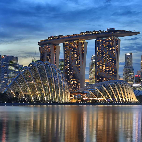 Singapore - Places to Go